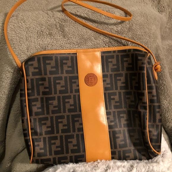 fbc25504083e Fendi Handbags - Vintage Fendi Bag